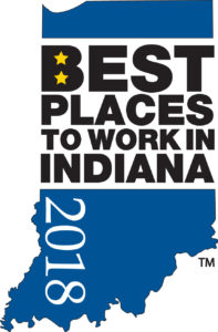 2018 Best Places to Work in Indiana logo