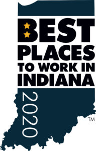 2020 Best Places to Work in Indiana logo