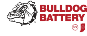 Bulldog Battery Corporation Logo