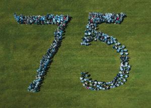 KSM Staff Celebrating 75 Years