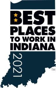 Best Places to Work Indiana Logo 2021